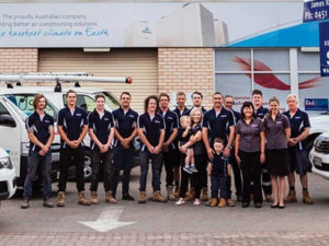 Simmonds Heating & Cooling Team